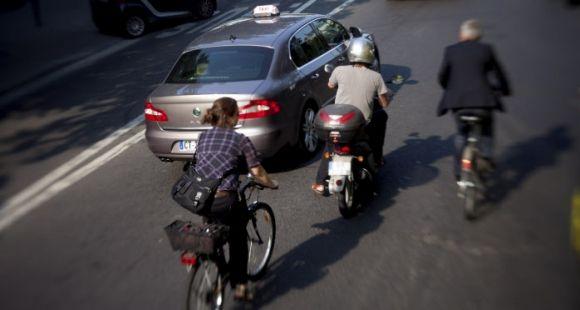 Et pourquoi ne pas prendre son vélo pour aller à la fac ?