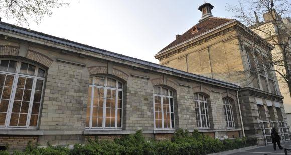 Arts et métiers, campus de Paris