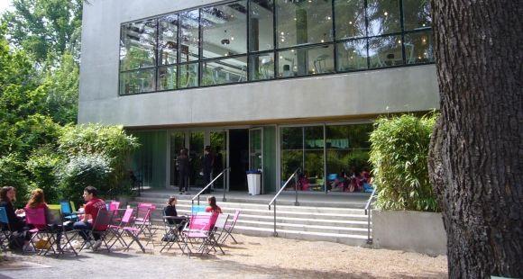 Accueil admissibles 2017 sur le campus de l'Edhec à Lille.