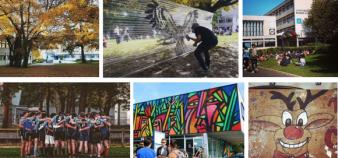 Pour l'université Bordeaux-Montaigne, Instagram est l'occasion de faire un pas de côté par rapport à la communication institutionnelle. //©Université Bordeaux Montaigne