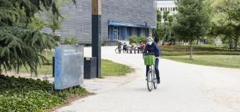 L'université de Strasbourg traverse une crise après la démission collective de 23 membres des conseils centraux. //©C.Schröder/ Université de Strasbourg