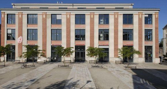 L'École nationale supérieure de la nature et du paysage, désormais département de l'Insa Centre-Val de Loire