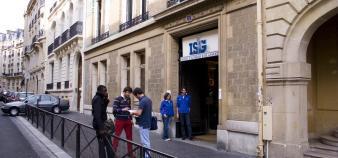 l'ISG à Paris //©ISG