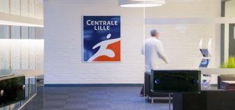 L'École centrale de Lille réfléchit à un rapprochement avec l'Ensait et Chimie Lille. //©Jean-Michel André / R.E.A