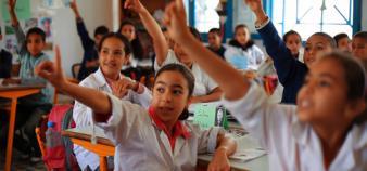 Les écoles marocaines Medersat.com de la Fondation BMCE Bank // DR