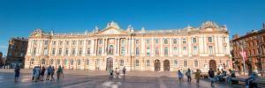 Toulouse arrive en tête de notre classement des villes étudiantes. //©Adobe Stock/B.Piccoli