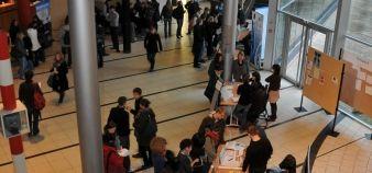 Xavier Vandendriessche se rendra le 28 janvier au Commissariat général à l'investissement pour comprendre les raisons de l'échec du projet lillois à l'Idex. //©Université Lille 2