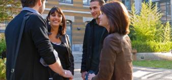 L'IAE de Lyon rassemble plus de 7.700 étudiants en formation initiale, en alternance et en formation continue, et quelque 165 enseignants-chercheurs. //©IAE Lyon