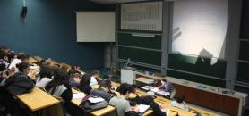 Le 5 octobre 2017, le personnel de l'université de Strasbourg recevait une nouvelle procédure pour les relations avec la presse ; le 10, la présidence faisait machine arrière. //©Sylvie Lecherbonnier