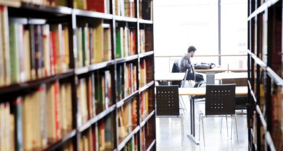 Méconnues du grand public, les presses ou éditions universitaires sont pourtant 60 à 70en France. //©Nicolas Tavernier/REA