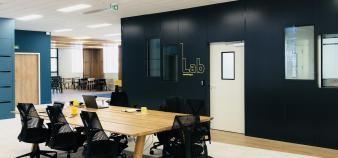 L'Occitane a choisi la Cité de l'innovation et des savoirs pour installer Obratori, son centre mondial de l'innovation. Elle y dispose au total de plus de 900 m2. //©J©Julie Géret pour Obratori