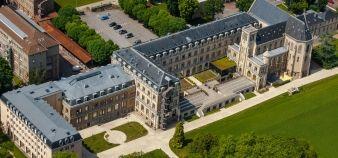 Le lycée Sainte-Geneviève à Versailles //©Lycée Sainte-Geneviève de Versailles