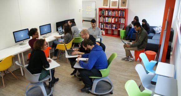 À Paris, 14 nouveaux espaces de coworking étudiants
