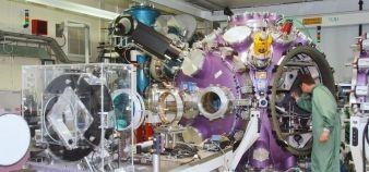 Luli (Laboratoire pour l'utilisation des lasers intenses) de l'Ecole polytechnique © Philippe Lavialle - Ecole polytechnique