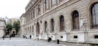 Le dernier scandale dans les écoles d'art a eu lieu cet été 2015 avec le recrutement d'un nouveau directeur à la tête des Beaux-Arts de Paris. //©Sophie de Tarlé