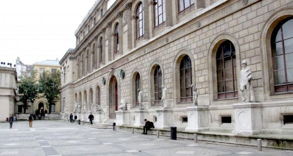 L'Ecole nationale supérieure des Beaux-arts de Paris ©