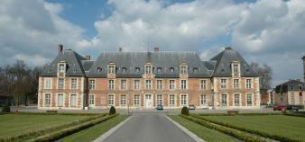 Proche de Versailles, le domaine de Grignon et son château ont accueilli dès 1826  l'