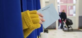 Les élections sont également marquées par une baisse significative de la participation, passée de 8,5 % en 2014 à 7,5 % en 2016. //©Jean Michel ANDRE/REA