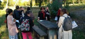 Étendu sur 235 hectares et comptant 100.000 étudiants, le campus bordelais est l'un des plus vastes d'Europe. //©Morgane Taquet