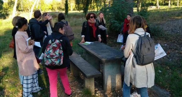 A Bordeaux, les marches exploratoires ont lieu dans le cadre du plan campus.