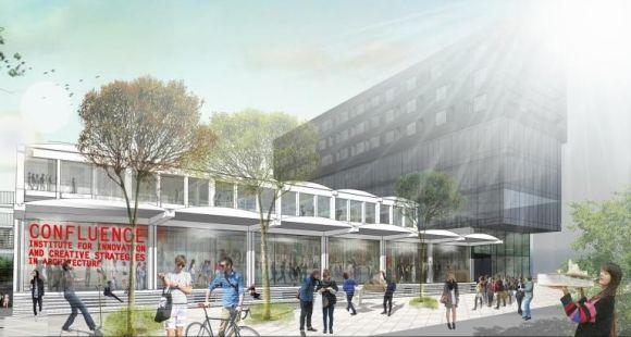 Lécole confluence ouvrira ses portes en octobre 2014 confluence
