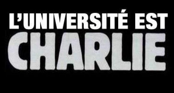 L'université est Charlie