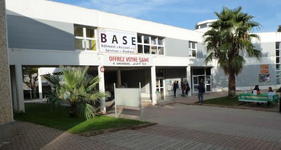 Université de Perpignan accueil étudiants