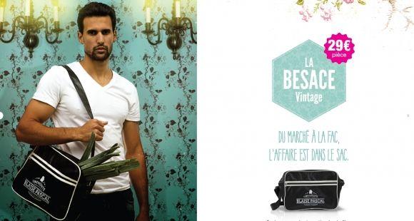 """Extrait du catalogue de """"la p'tite boutique"""" de l'université Blaise-Pascal Clermont-Ferrand."""