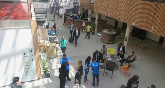 L'ESC Troyes a choisi de proposer des déjeuners avec des chefs d'entreprise pendant les oraux.