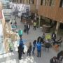 L'ESC Troyes a choisi de proposer des déjeuners avec des chefs d'entreprise pendant les oraux. //©ESC Troyes