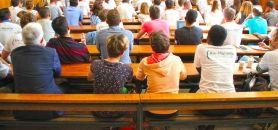 Conférence inaugurale d'Aix-Marseille school of economics (septembre 2015) //©amu