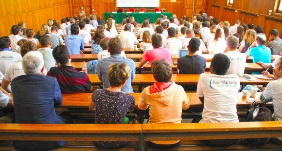Conférence inaugurale d'Aix-Marseille school of economics (septembre 2015)