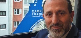 Olivier Chiche-Portiche, directeur de la coordination géographique de Campus France. //©Campus France