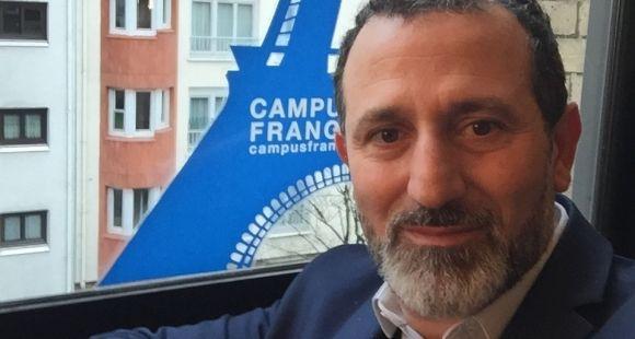 Olivier Chiche-Portiche, directeur de la coordination géographique de Campus France.