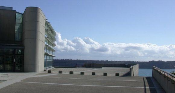 L'Institut universitaire européen de la mer - université de Bretagne occidentale © Communication UBO