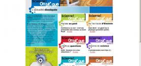Le portail de blogs de l'agence Science presse