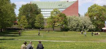 Le campus Otaniemi de l'université Aalto en Finlande //©Aalto university - Mikko Raskinen