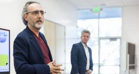 Serge Passolunghi, directeur de Renault Innovation Silicon Valley