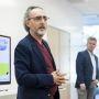 Serge Passolunghi, directeur de Renault Innovation Silicon Valley //©Bénédicte Lassalle / Signatures pour l'Étudiant