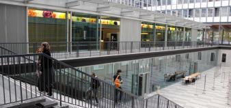 L'UPMC est la première université française à apparaître dans le classement. © Camille Stromboni //©Camille Stromboni
