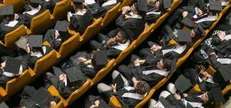 Trois ans après l'obtention de leur diplôme, 92 % des docteurs formés en Île-de-France occupent un emploi, selon Adoc Team Management. //©Marie-Béatrice Seillant / Université Paris-Saclay