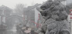 En trente ans, Suzhou, lieu de villégiature non loin de Shanghai, surnommée la Venise de l'Est, est devenue une métropole de 11 millions d'habitants dédiée à l'innovation. //©Xinhua/Zuma/REA