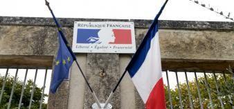 86 % des Français sont cependant convaincus de l'utilité d'investir dans les universités, les écoles et les organismes de recherche. //©Laurent Cerino/REA