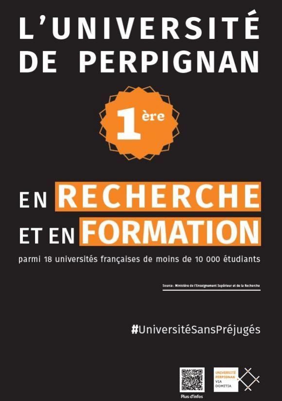 Affiche de la seconde phase de la campagne de communication de l'UPVD.