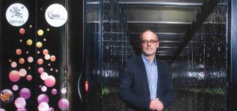 Boris Dintrans dirige le Cines depuis 2017. //©Cines