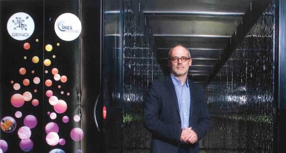 Boris Dintrans, directeur du Cines.