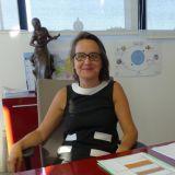 Nathalie Albert-Moretti, rectrice de Dijon //©Académie de Dijon