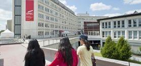 L'Upec est la deuxième université à proposer le plus de filières sélectives à l'entrée de la L1, selon l'enquête de l'Unef. //©UPEC  Nicolas Darphin