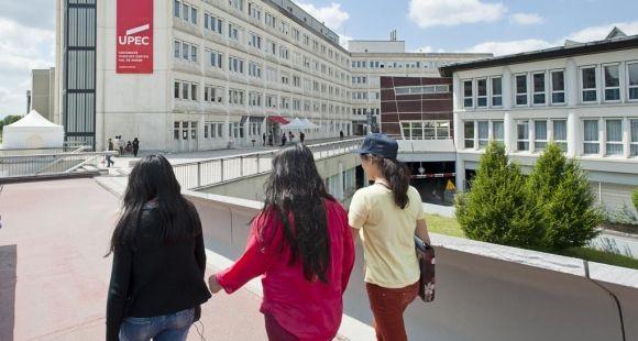 Université Paris-Est Créteil (UPEC) - Campus Centre (Créteil) © UPEC  Nicolas Darphin - juillet 2013