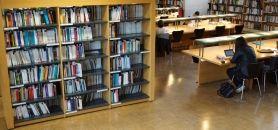 Université Paris-Sud - L'une des bibliothèques universitaires © M. Lecompt UPSud septembre 2011